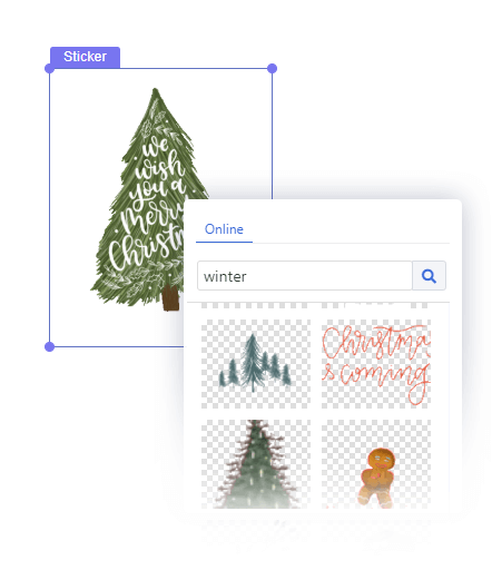 Insert Animated Stickers in Your Popup
